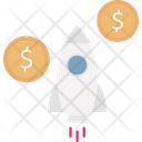 Business Startup Business Launch Icon