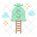 Business Step Icon