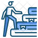Business Steps Icon