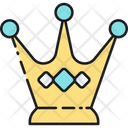 Crown Business Plan Strategy Icon