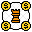 Strategy Money Business Icon