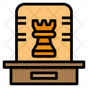 Strategy Chess Desk Icon
