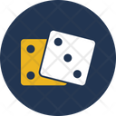 Business Strategy Domino Gambling Icon