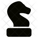 Business Strategy Chess Knight Icon