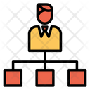 Business Structure Icon