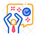 Business Success Icon