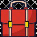 Business Suitcase Briefcase Portfolio Icon