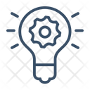 Innovation Creativity Concept Icon