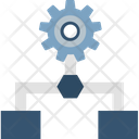 Business System Business Management Business Planning Icon