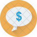 Business Chat Online Icon
