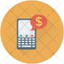 Business Talk Mobile Icon