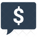 Budget Dicussion Dollar Finance Icon