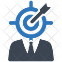 Business Target Icon