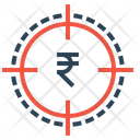 Business Target Goal Icon