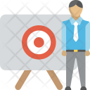Business Targets Icon