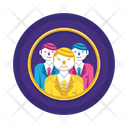 Business Team Team Group Icon