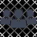Business Team Teamwork Icon