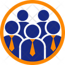 Business Team Group Icon