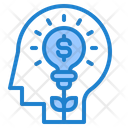 Business Think Icon