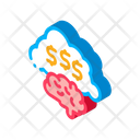 Thoughts Making Money Icon