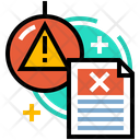 Business Threats Virus Hack Icon