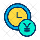 Business Time Business Hour Timing Icon