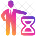 Business Time Business Businessman Icon
