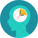 Business Timer Male Icon