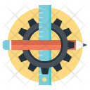 Business Tool Software Icon