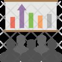 Business Training Marketing Icon