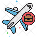 Business Trip Business Tour Business Travel Icon