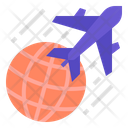 Airlinebusiness Fly Travel Icon