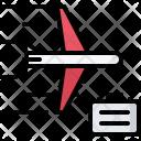 Trip Airplane Plane Icon