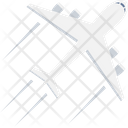 Business Trip Journey Traveler Icon