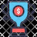 Business Trophy Award Reward Icon