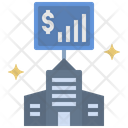 Business Turnover Icon