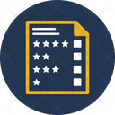 Business Valuation Costing Evaluation Icon