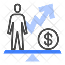 Business Value People Icon
