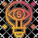 Business Idea Vision Icon