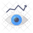 Business Eye Marketing Eye Business Vision Icon