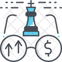 Business Vision Business Strategy Business Plan Icon