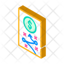 Business Strategy Isometric Icon