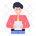 Business Worker Icon