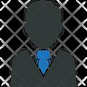 Businessman Business Avatar Icon