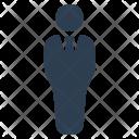 Business Businessman Man Icon