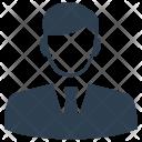 Avatar Business Businessman Icon