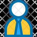 Businessman Business User Icon
