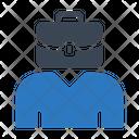 Portfolio Job User Icon