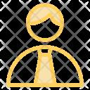 Businessman User Icon