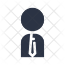 Client Businessman User Icon